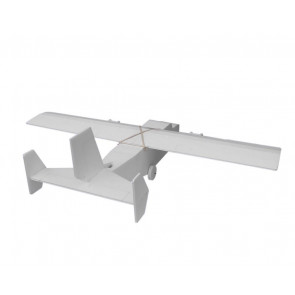 Flite Test Mini Guinea Speed Build Kit (889mm)   RC Maker Foam Model Aircraft