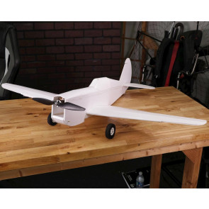 Flite Test P-40 Warhawk Speed Build Kit (1066mm)   RC Maker Foam Model Aircraft