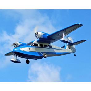 Flite Test Grumman G-44 Widgeon PNP (no Tx/Rx/Batt) Seaplane   RC Model Aircraft