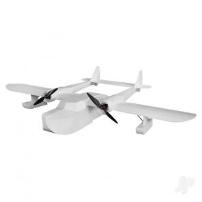 Flite Test Sea Duck Speed Build Kit (1422mm) RC Maker Foam Model Aircraft