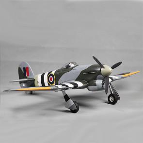 FMS 1100mm Hawker Typhoon Artf W/O Tx/Rx/Batt W/Reflex