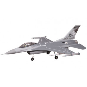FMS F16 Fighting Falcon 70mm EDF Jet, Retracts ARTF no Tx/Rx/Bat