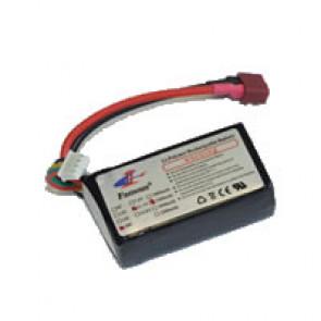 FMS Lipo Battery 1300mah 11.1v 20c (1.1 Cub)