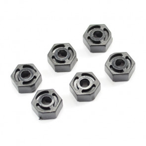 Hexagonal Wheel Drive Nuts for FTX Surge Cars - All Versions