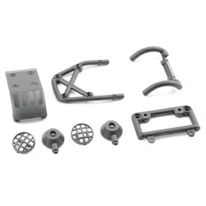 Brace Assemblies and Light Mounts for FTX Surge Buggy