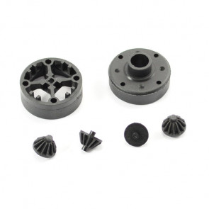 Differential Pinions and Case Housing for FTX Surge Cars - All Versions