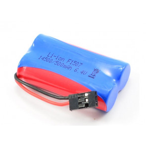 FTX IBEX Rock Crawler Spare Li-ion Battery Pack 6.4V 500mAH