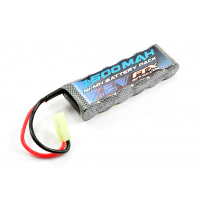 FTX Outback RC Truck Battery Pack 7.2V 1500mAH with Mini Tamiya Connector