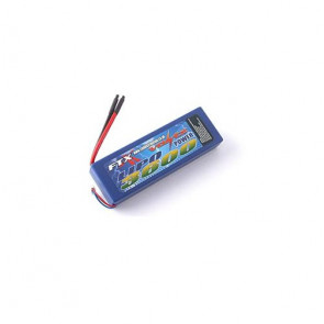 FTX 3600mAH 20C 7.4V LiPo Battery Pack Hard Case For RC Cars