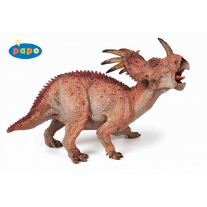 Papo Dinosaurs - Highly Detailed Styracosaurus 55020
