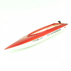 Fastwave F1 Stingray Main Hull - Red