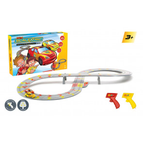 My First Scalextric 1:64 Racing Set - Ideal for Kids Age 3+
