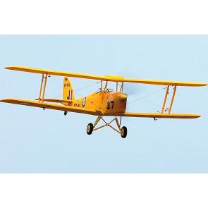 Dynam DeHavilland Tiger Moth Electric RC Plane (1270mm) ARTF (no Tx/Rx/Bat)