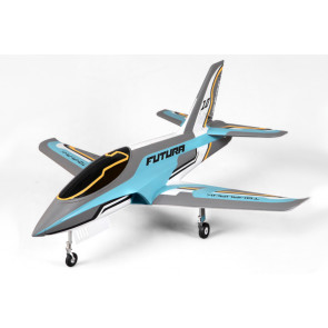 FMS 1060mm Futura V2 80mm EDF Jet  ARTF, Retracts - no Tx/Rx/Bat