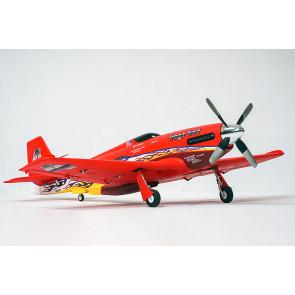 FMS P-51 Mustang Dago Red Reno Air Racing ARTF (no Tx/Rx/Batt) RC Model Plane