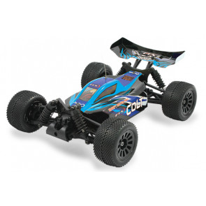 FTX Colt 1/18 4WD Brushed Buggy RTR 2.4Ghz Radio System Electric Car Blue/Black