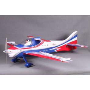 FMS F3A Olympus ARTF 3D 1.4M Sports Plane no Tx/Rx/Bat