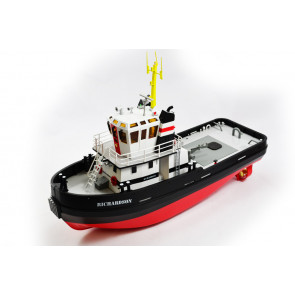 Richardson Tug Boat with Smoke, Working Lights, Horn 2.4GHz Radio - Hobby Engine