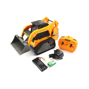 Hobby Engine 1:10 Scale RC Track Loader Full Function, Working Lights, etc