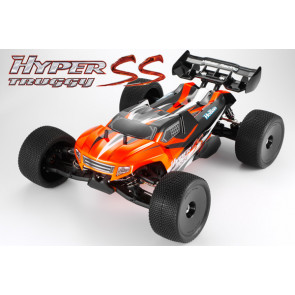 HoBao Hyper SST 1/8 Nitro Truggy RTR, 6-Port 28 Engine, 2.4GHz Radio