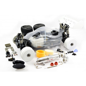HoBao Hyper VS Nitro 1:8 Scale Buggy Rolling Chassis