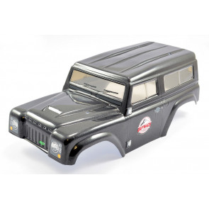 FTX Outback Ranger Painted Land Rover Bodyshell 1:10 Scale - Grey
