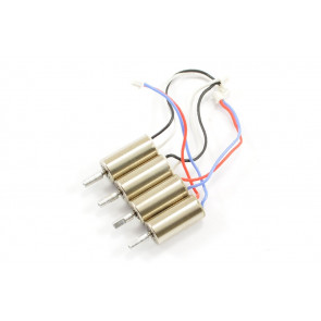 Coreless Motors for Hubsan H122 X4 Storm Racing Drone Set of 4