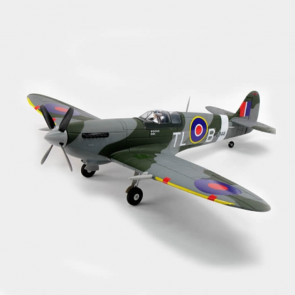 Dynam Spitfire MK IX V3 Wingspan 1200mm with Retracts no Tx/Rx/Bat/Chg