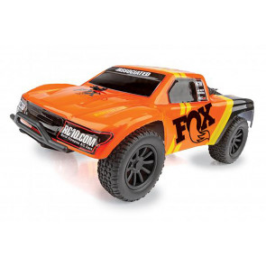 TEAM ASSOCIATED AE QUALIFIER SERIES SC28 1:28 SC FOX FACTORY TEAM RC TRUCK