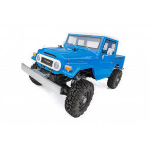 TEAM ASSOCIATED CR12 TOYOTA FJ45 PICK-UP RC RTR TRUCK - BLUE