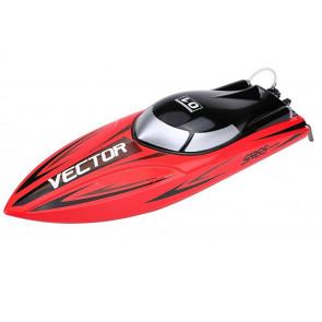 Volantex Racent Vector SR65 ARTR (no Bat/Chgr) Brushless RC Racing Boat - Red