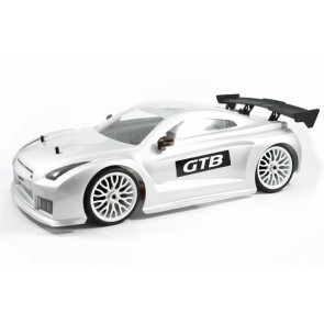 HOBAO HYPER GTB RC ON ROAD 1/8 ELECTRIC ROLLER LONG CHASSIS 80%