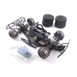 HoBao Hyper 10SC Electric Roller 1/10th Scale 4WD RC Short Course Truck Kit