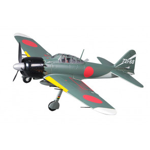 FMS Mitsubishi A6M Zero 1100mm Japanese Fighter (no Tx/Rx/Batt) Scale RC Plane