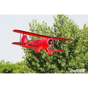 Dynam Waco YMF-5D V2 1270mm ARTF (no Tx/Rx/Batt) RC Model Plane - Red