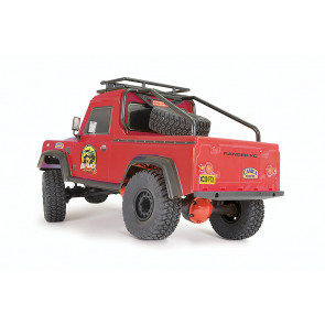 FTX 1/16 Outback Ranger XC RTR RC Pick Up Truck Rock Crawler - Red