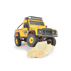 FTX 1/16 Outback Ranger XC RTR RC Pick Up Truck Rock Crawler - Yellow