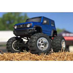 CEN Racing 1/12 Suzuki SJ JB74 Jimny ARTR (no Batt) RC Monster Truck - Blue