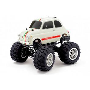 CEN Racing 1/12 Fiat 500/595 Abarth - RC ARTR (no Batt) Monster Truck