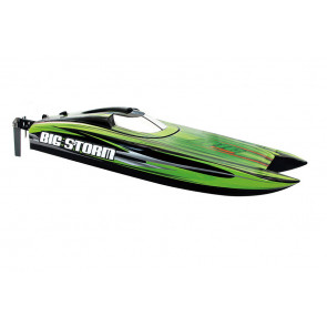 Joysway Big Storm Catamaran V3 ARTR (no Batt) - Brushless RC Model Speed Boat
