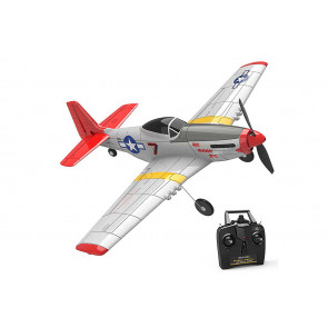 Volantex North American P-51 Mustang – Ready-To-Fly RC warbird anyone can fly!