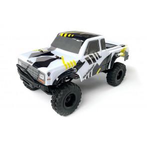 Element RC Enduro 24 Sendero - RTR 4x4 Model Rock Crawler Truck - Black/Yellow
