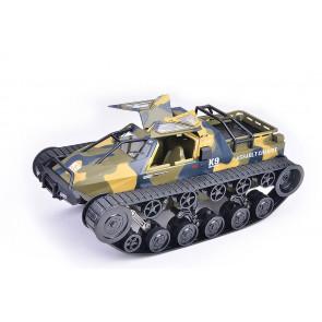 FTX Buzzsaw 1/12 RTR RC All-terrain Tracked Tank APC - Camo