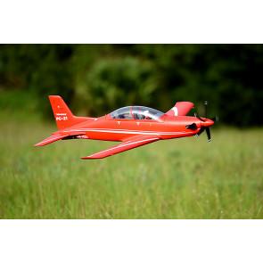 FMS Pilatus PC-21 (1100mm) (no Tx/Rx/Batt) w/ Reflex Gyro RC Plane