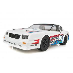 Team Associated 1/10 SR10 ARTR Brushless Electric RC Dirt Oval NASCAR Stock Car