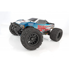 TEAM ASSOCIATED RIVAL MT10 RTR RC TRUCK BRUSHLESS