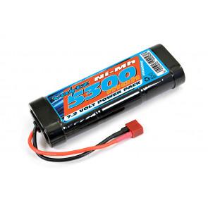 Voltz 5300mAh 7.2v NiMH RC Car Battery Stick Pack w/Deans Connector Plug