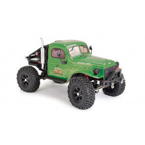 FTX 1/10 Outback Texan 4x4 RC RTR Rock Crawler Truck - Green
