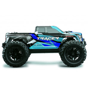 FTX Tracer Monster Truck 1/16 4WD RC RTR Electric Car - Blue