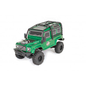 FTX Outback Ranger Mini 3.0 1/24 RTR RC Rock Crawler Truck - Green
